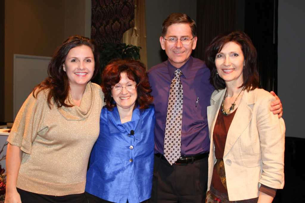 Drs. Lisa Palmer-Olsen, Sue Johnson, Scott Woolley, Rebecca Jorgensen