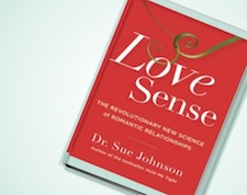 Love Sense by Dr. Sue Johnson